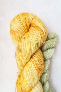 Daffodil Gold Sparkle Set